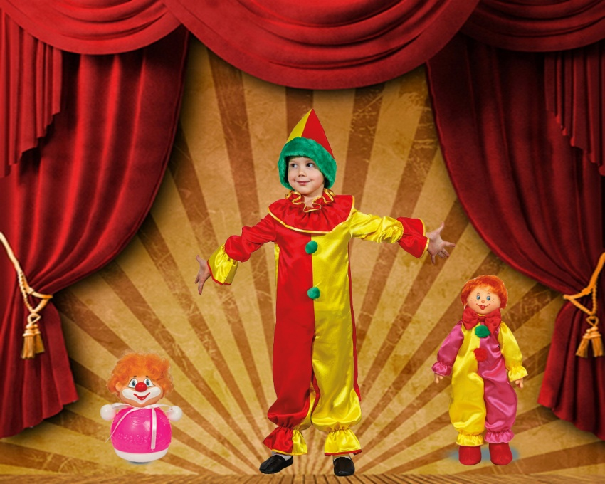 Международный день цирка открытки